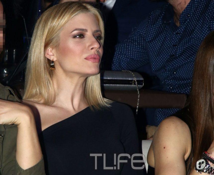 Ευαγγελία Αραβανή: Full in love με τον Νίκο Οικονομόπουλο! Απόλαυσε τον αγαπημένο της στο φινάλε του στην Αθήνα [pics] | tlife.gr