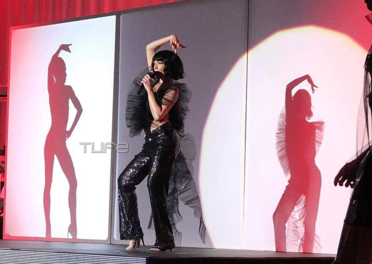 Madwalk 2019: Η ανατρεπτική εμφάνιση της Ήβης Αδάμου και η χορογραφία-έκπληξη της Ντορέττας Παπαδημητρίου! (video)