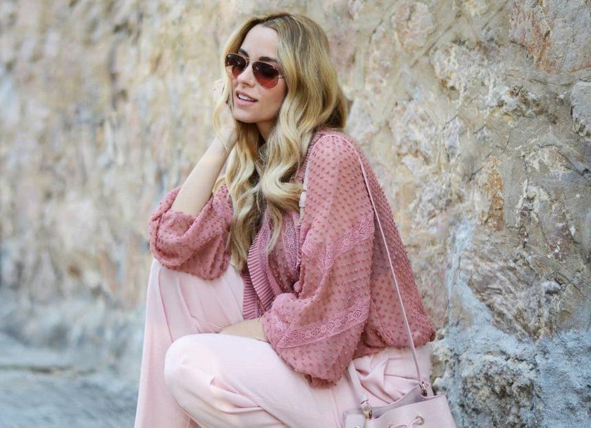 Δούκισσα Νομικού: Με total pink βρέθηκε σε εκδήλωση αφιερωμένη στα παιδιά! | tlife.gr