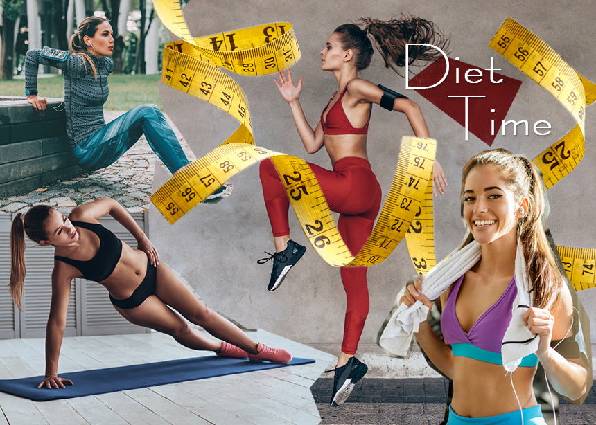 ΧΑΣΕ 5 ΚΙΛΑ: Αυτή είναι η δίαιτα που πρέπει να ακολουθήσεις αν γυμνάζεσαι…