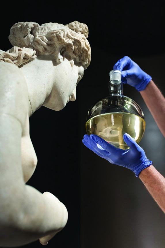 Το άρωμα της αρχαιότητας ξαναγεννιέται με την Κορρές! | tlife.gr