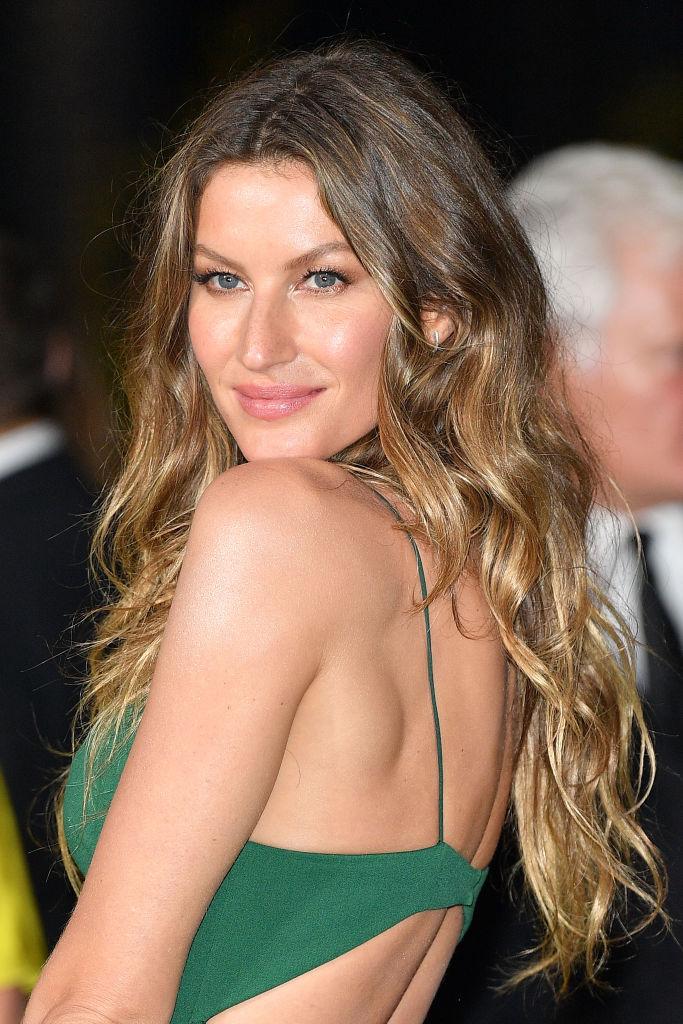 Είδα την Gisele από κοντά και αυτό είναι το tip της για τέλεια μαλλιά!