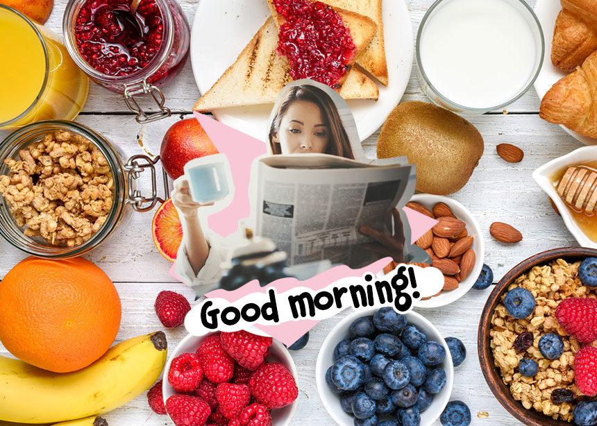 Μήπως λίγο μετά το πρωινό σου… πεινάς ξανά; | tlife.gr