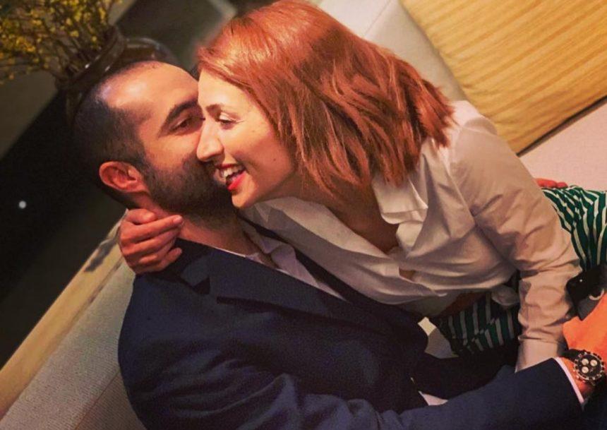 Μαρία Ηλιάκη – Στέλιος Μανουσάκης: Ερωτική απόδραση για δύο στην Ελούντα! [video]