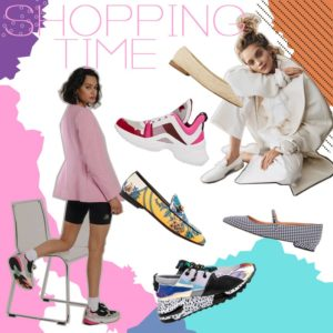 Loafers, μπαλαρίνες, sneakers: Τα ανοιξιάτικα flat παπούτσια στις βιτρίνες του TLife