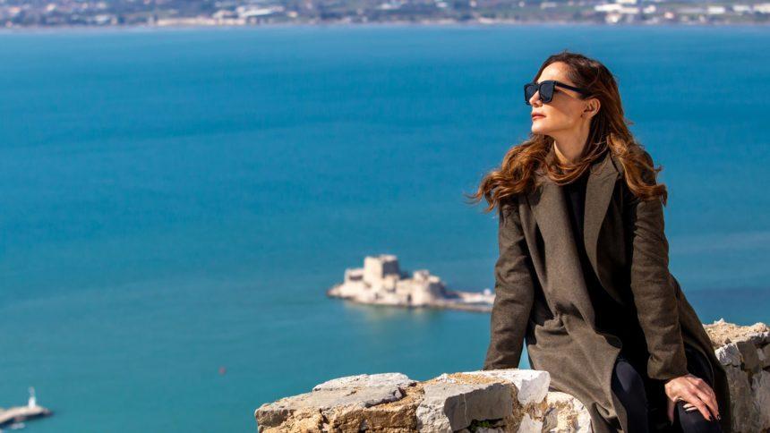 «My Greece»: Η Δέσποινα Βανδή μας ξεναγεί στο πανέμορφο Ναύπλιο! Φωτογραφίες | tlife.gr