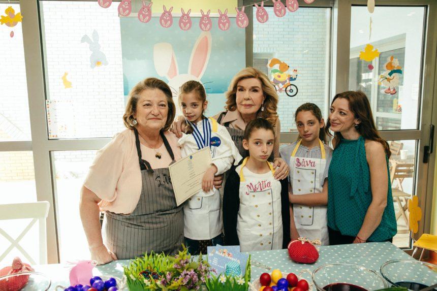 Πασχαλινή γιορτή για τα παιδιά της Ογκολογικής Μονάδας Παίδων «Μαριάννα Β. Βαρδινογιάννη – ΕΛΠΙΔΑ»! Φωτογραφίες | tlife.gr