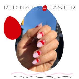 7 διαφορετικά κόκκινα νύχια που θα κάνεις αυτό το Πάσχα!