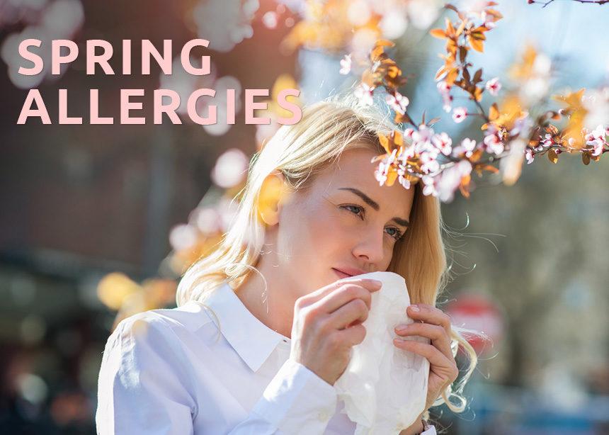 Σε ταλαιπωρούν οι αλλεργίες της άνοιξης; Μάθε ποια τρόφιμα θα σε βοηθήσουν να νιώσεις καλύτερα | tlife.gr