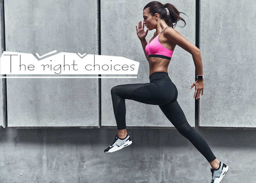 Έτοιμη για γυμναστική! Είσαι σίγουρη ότι έχεις φάει σωστά; Οι επιλογές που πρέπει να κάνεις για να νιώθεις καλά με την άσκηση | tlife.gr