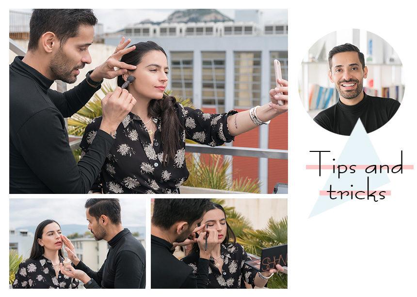 7 tips μακιγιάζ που έμαθα από τον international makeup artist της Nars (μέρος 2ο)! | tlife.gr