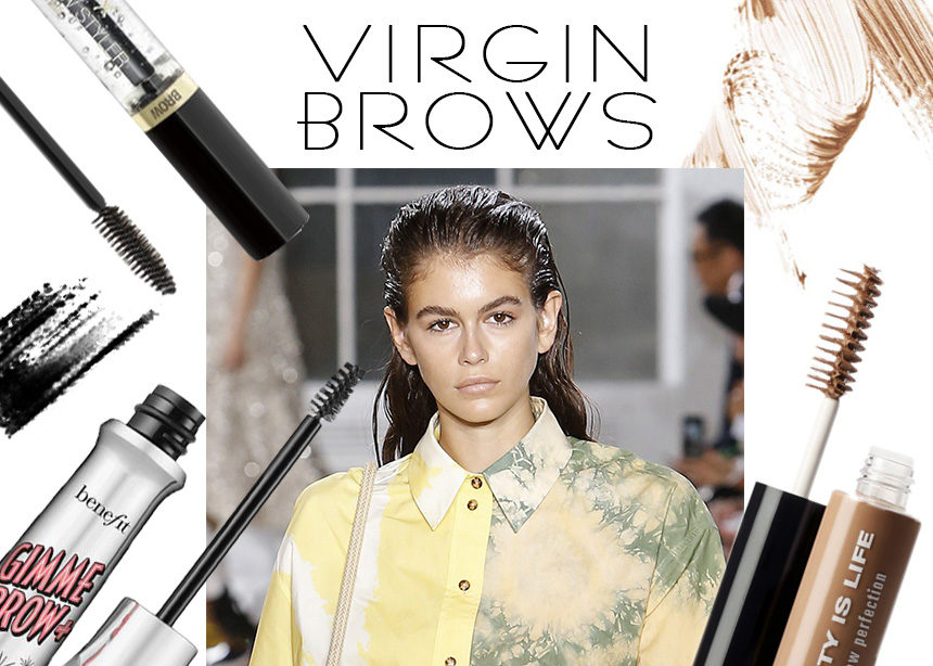 Virgin brows: ποια είναι η τάση και γιατί η μάσκαρα φρυδιών είναι σημαντικότερη από την μάσκαρα βλεφαρίδων!   tlife.gr
