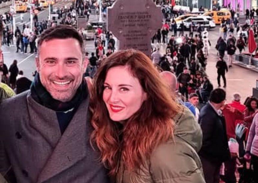 Γιώργος Καπουτζίδης – Αγγελική Λάμπρη: Βόλτα στην Νέα Υόρκη! [pics] | tlife.gr