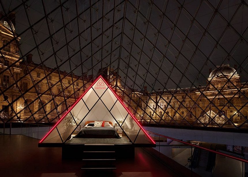 A Night with Mona Lisa: Η Airbnb σε φιλοξενεί στο Μουσείο του Λούβρου! | tlife.gr
