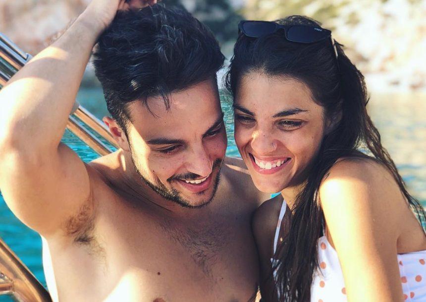 Άννα Μαρία Βέλλη – Άρης Μακρής: Ολόγυμνοι στο Instagram! [pic] | tlife.gr