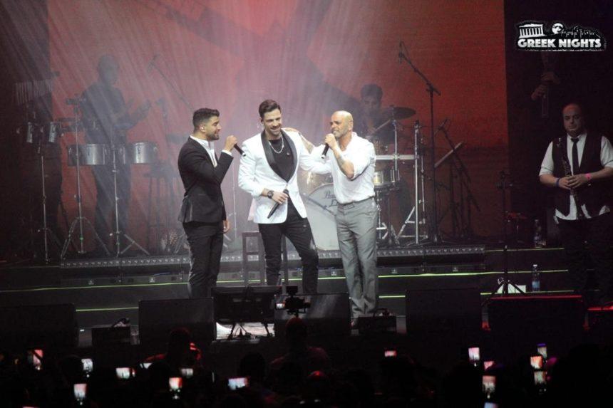 Κωνσταντίνος Αργυρός: Αποθεώθηκε στη συναυλία του στο Ισραήλ! video | tlife.gr