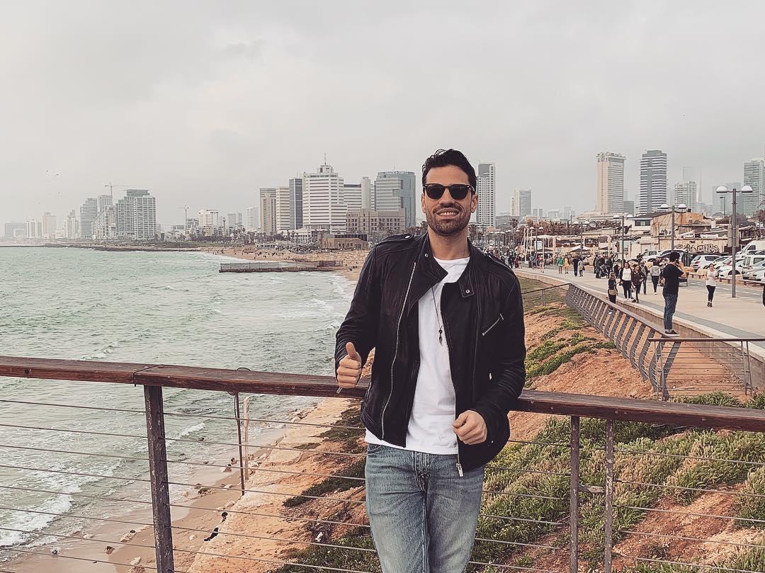 Κωνσταντίνος Αργυρός: Το ταξίδι στο Ισραήλ και η επιτυχημένη συναυλία του εκεί [pic,video]