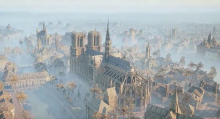 Παναγία των Παρισίων: Πως θα την σώσει ένα video game! | tlife.gr