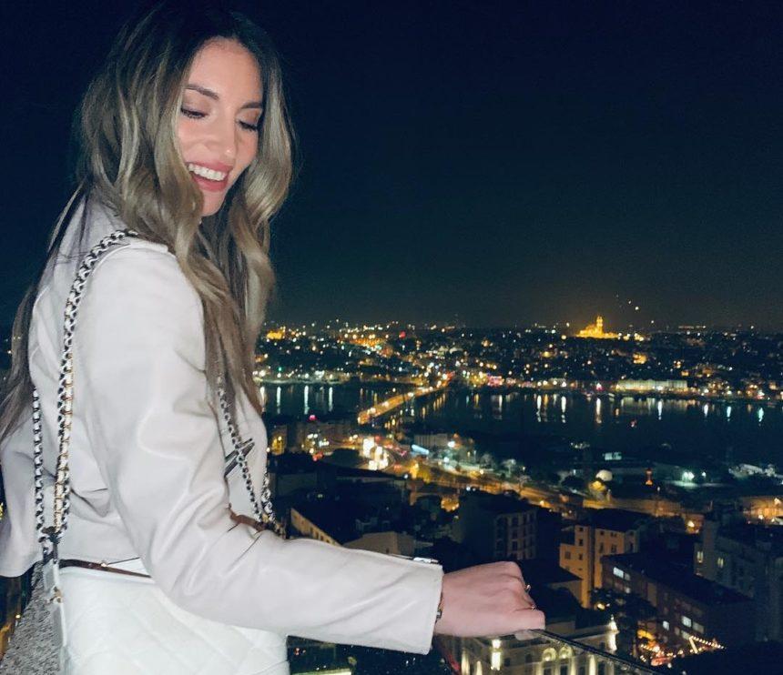 Αθηνά Οικονομάκου: Μας αποκάλυψε τον μαγευτικό πασχαλινό της προορισμό! Φωτογραφία | tlife.gr
