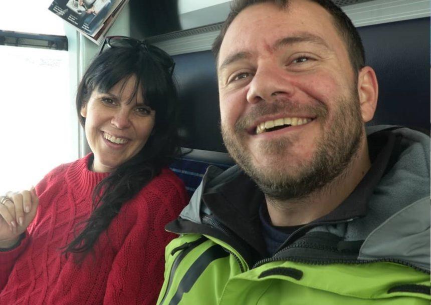 Ευτύχης Μπλέτσας: Η σύζυγός του πήρε εξιτήριο από το μαιευτήριο μαζί με τη νεογέννητη κόρη τους! [pic] | tlife.gr