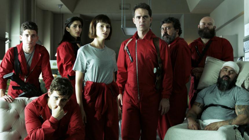 Το La Casa De Papel επιστρέφει! Το επίσημο trailer και η πρεμιέρα του τρίτου κύκλου   tlife.gr