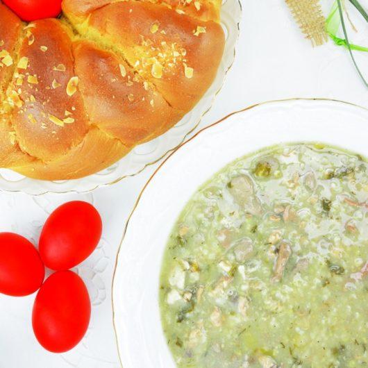 Λαχταριστή μαγειρίτσα με φιλέτο κοτόπουλου και αυγολέμονο | tlife.gr