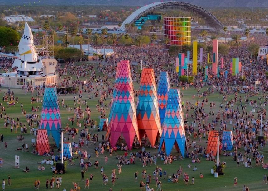 Coachella Festival 2019: Τα τέσσερα πιο iconic installations του φετινού φεστιβάλ