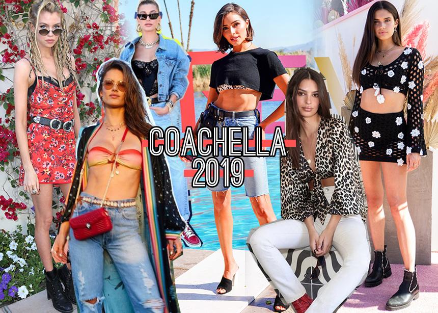 Coachella 2019: Τι φόρεσαν οι διάσημες στο μουσικό φεστιβάλ