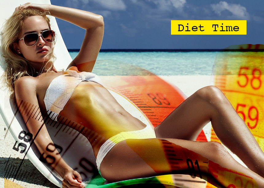 Δίαιτα: Το διατροφικό μενού που θα σε βοηθήσει να διώξεις τα κιλά που πήρες το Πάσχα | tlife.gr
