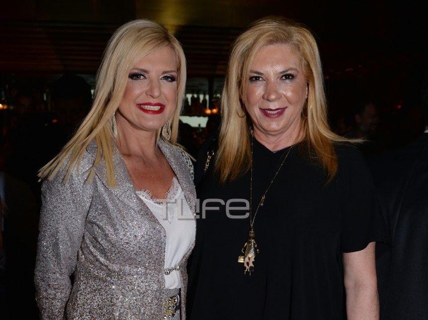 Δήμητρα Παπανδρέου: Ανανεωμένη με total black look σε βραδινή έξοδο! [pics]   tlife.gr