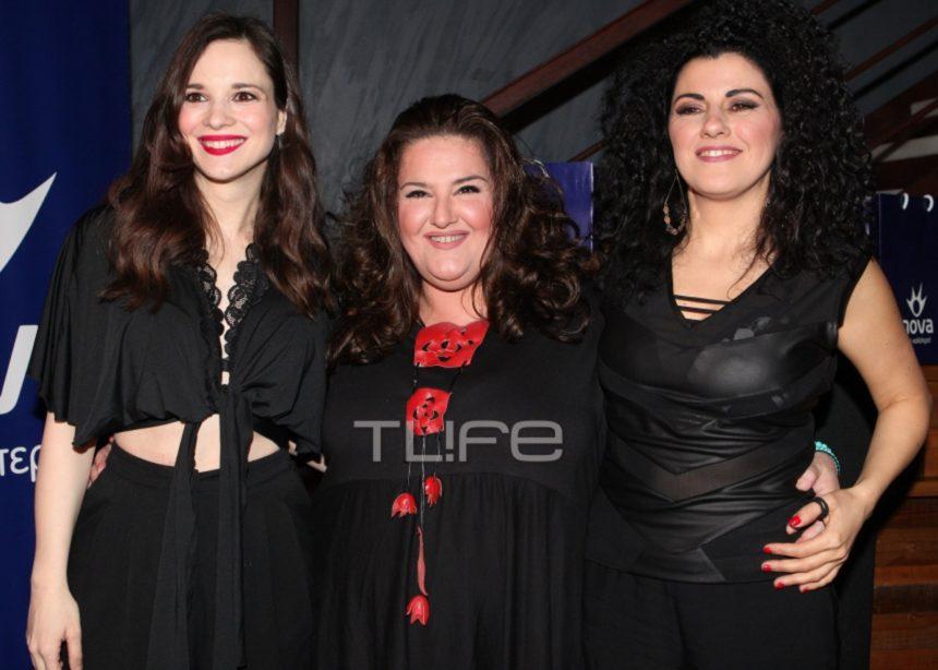 «Μαμάδες στο παγκάκι»: Οι συντελεστές τη σειράς γιόρτασαν την επιτυχία τους στο κέντρο της πόλης [pics] | tlife.gr