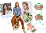 DIY: Βήμα – βήμα πως να φτιάξεις μόνη σου μία τσάντα από μαντήλι