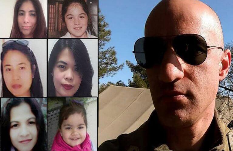 Μηχανή θανάτου ο 35χρονος ίλαρχος – Πέντε γυναίκες και δυο παιδιά τα θύματά του – Υπάρχουν κι άλλα; | tlife.gr