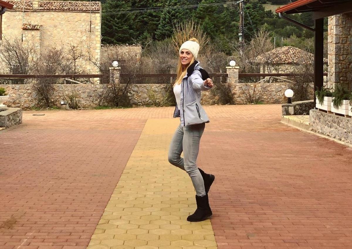 Ντορέττα Παπαδημητρίου: Στην Κωνσταντινούπολή για να οδηγήσει πανάκριβα αυτοκίνητα στην πίστα της Formula 1! (pics,video)