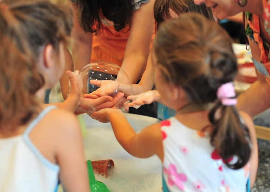 Πασχαλινό εκπαιδευτικό πρόγραμμα στο Παιδικό Μουσείο!