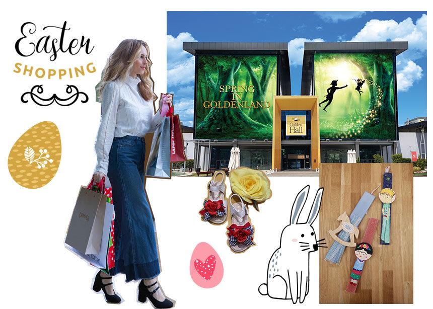 Οι κορυφαίες επιλογές για τις παιδικές πασχαλινές αγορές σου βρίσκονται στο Golden Hall! | tlife.gr