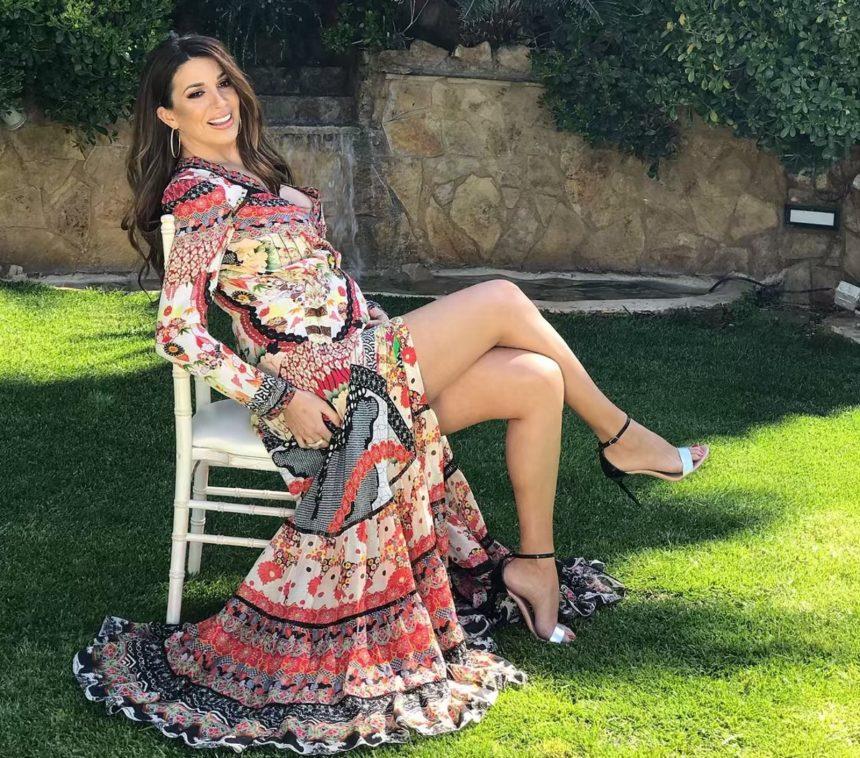 Ελένη Χατζίδου: Αυτό είναι το πρόβλημα υγείας που αντιμετωπίζει κατά τη διάρκεια της εγκυμοσύνης της! [pics] | tlife.gr