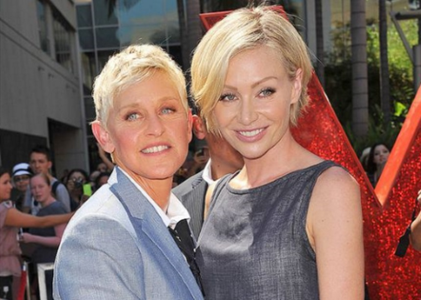 Ellen DeGeneres & Portia de Rossi: Μια ματιά σε ένα από τα πιο εντυπωσιακά σπίτια τους