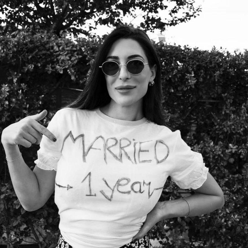 Φλορίντα Πετρουτσέλι: Η ερωτική εξομολόγηση στον σύζυγό της, στην 1η επέτειο του γάμου τους! [pics] | tlife.gr