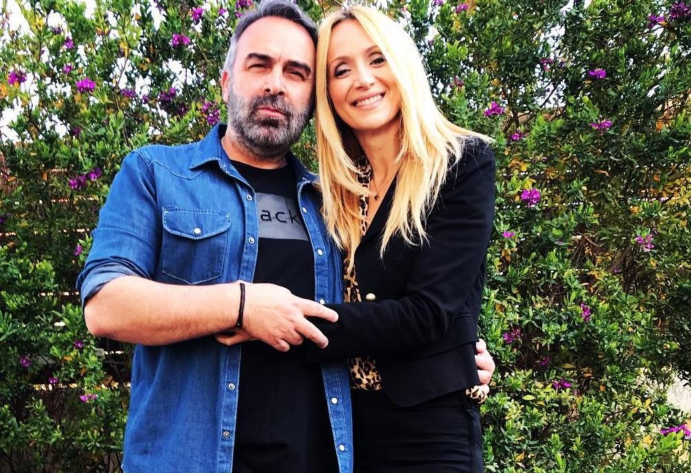 Γρηγόρης Γκουντάρας και Νάταλι Κάκκαβα έκαναν FaceApp: Έτσι θα είναι το ζευγάρι σε μερικές δεκαετίες!
