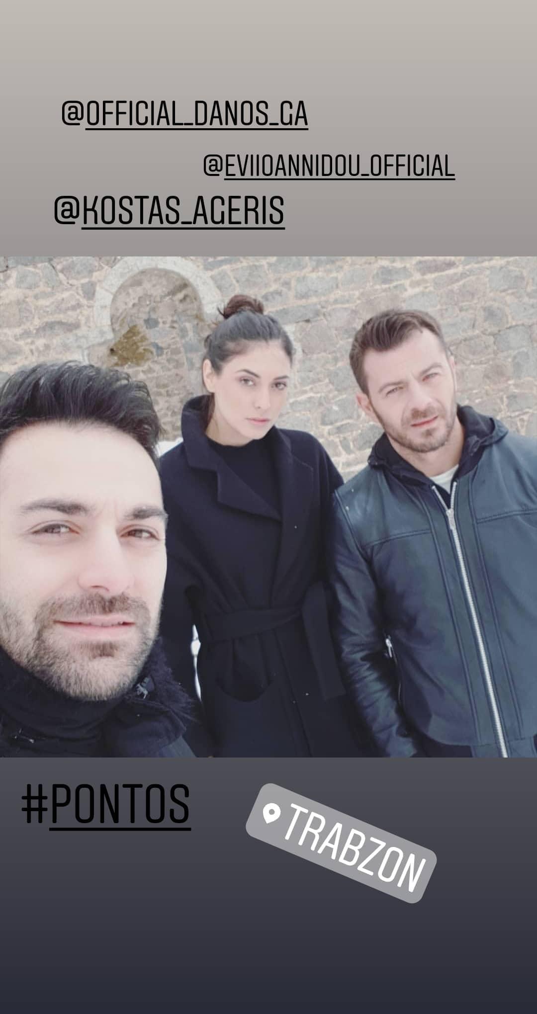 Γιώργος Αγγελόπουλος: Η συνεργασία έκπληξη με πρώην παίκτρια του «GNTM»
