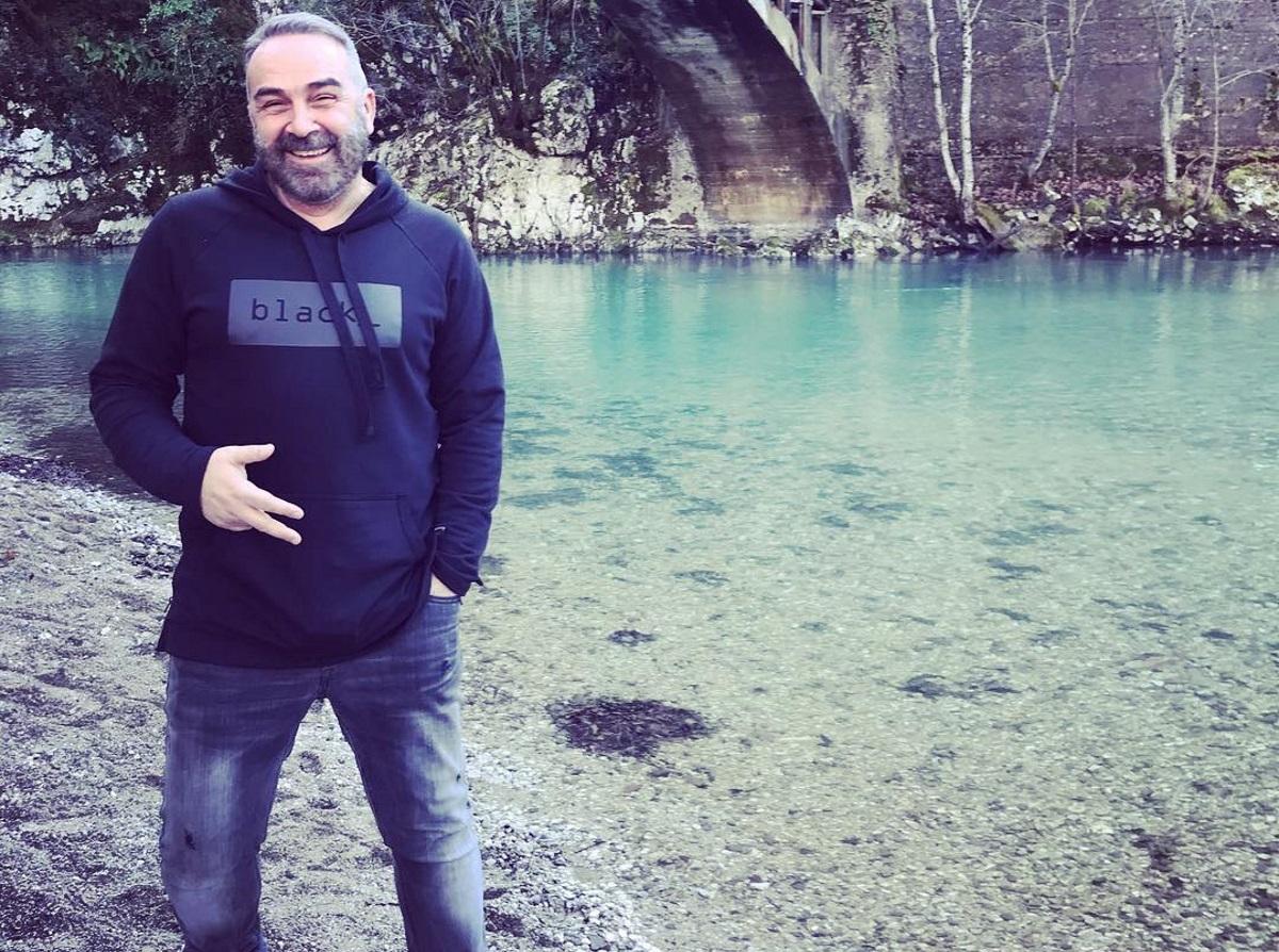 Γρηγόρης Γκουντάρας: Η τρυφερή ανάρτηση του δημοσιογράφου για τους γιους του