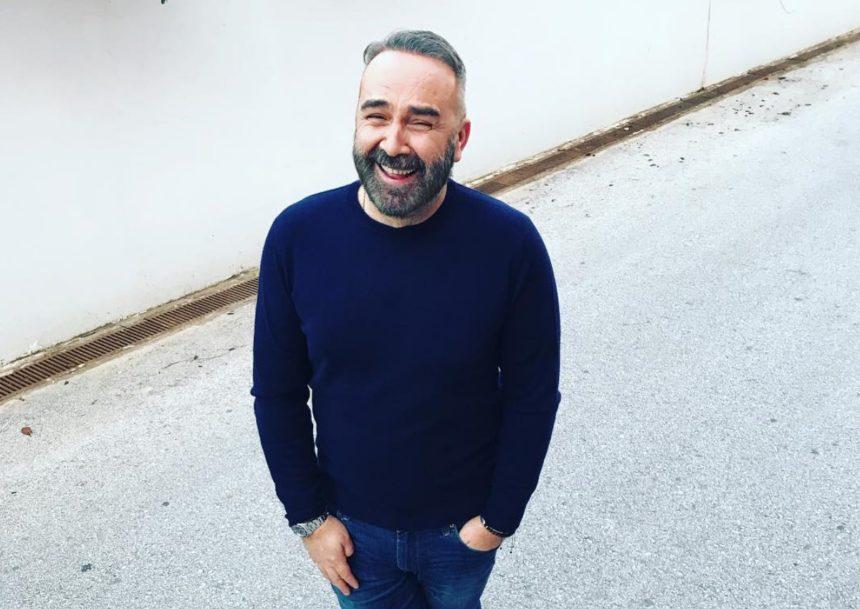 Γρηγόρης Γκουντάρας: Η φωτογραφία από το μποστάνι του στο Λαγονήσι! | tlife.gr