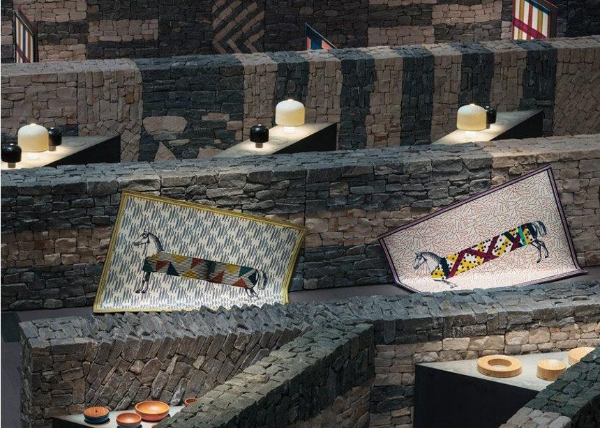 Ο οίκος Hermès παρουσίασε την εντυπωσιακή συλλογή του με είδη σπιτιού στο Milan Design Week | tlife.gr