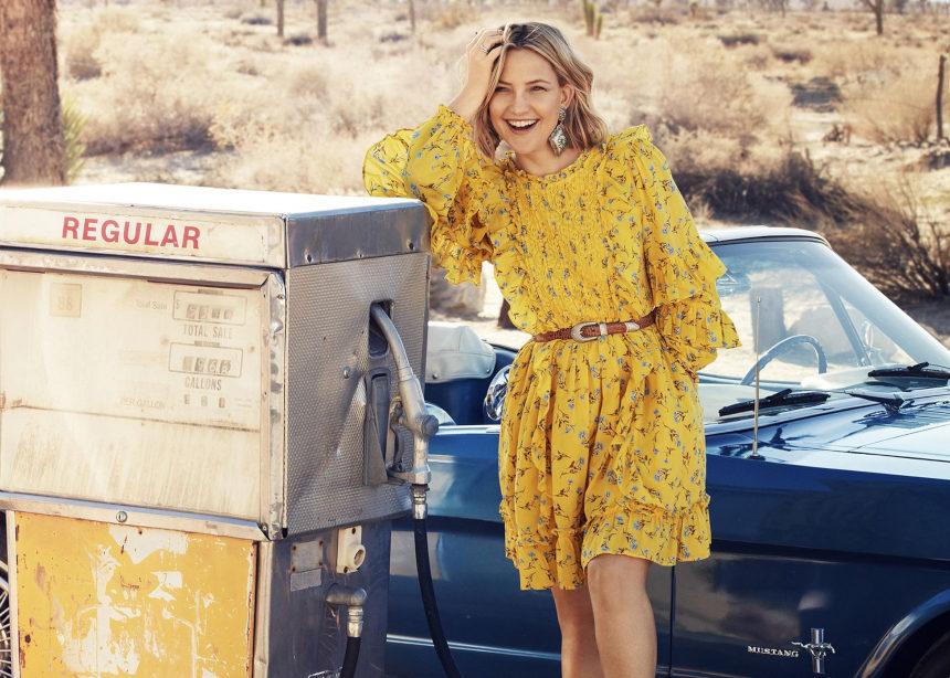 Η Kate Hudson λανσάρει σειρά με boho ρούχα… και μας άρεσαν πολύ!   tlife.gr