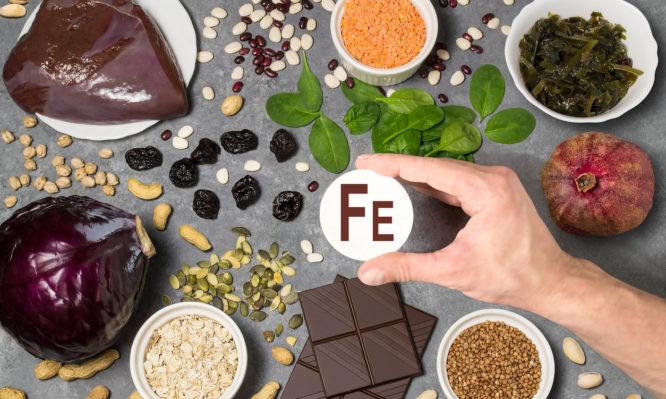 Τροφές με σίδηρο: Ποιες είναι οι κορυφαίες [λίστα, vid] | tlife.gr
