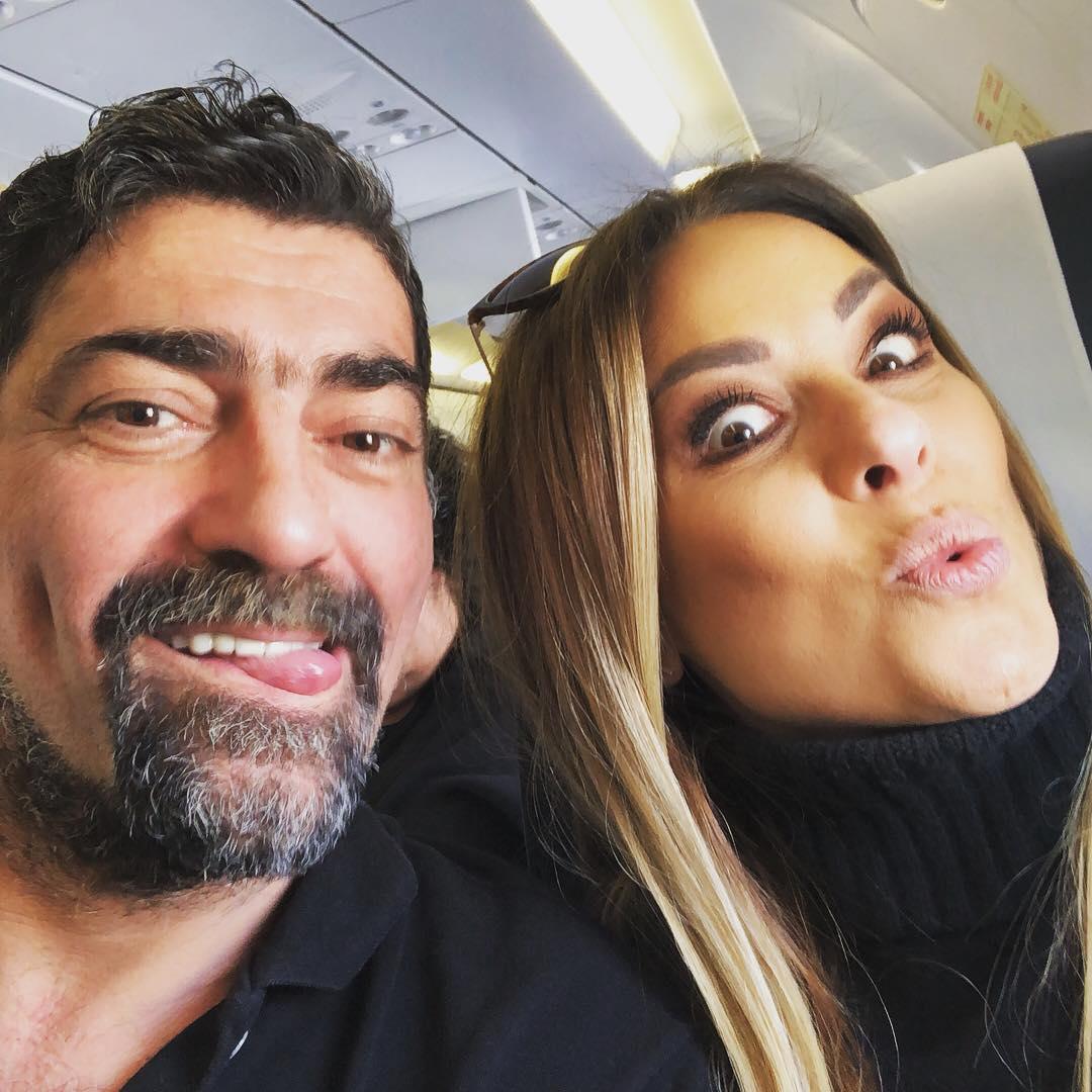 Ο Μιχάλης Ιατρόπουλος είναι full in love – Δες την εντυπωσιακή γυναίκα που του έκλεψε την καρδιά! (pics)