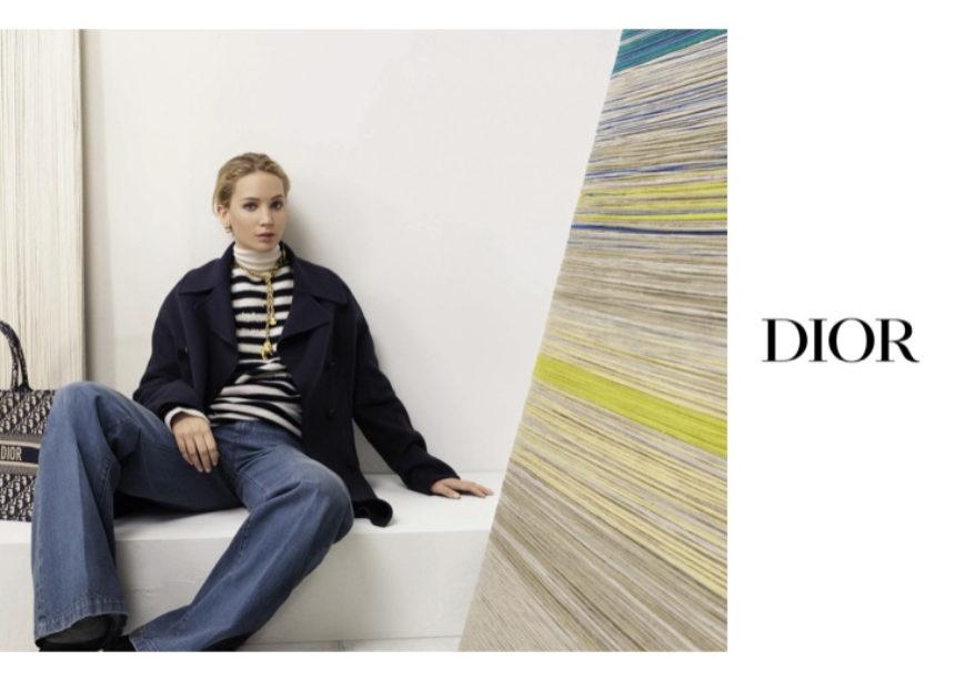 Δες την νέα καμπάνια του οίκου Dior με πρωταγωνίστρια (ξανά) την Jennifer Lawrence | tlife.gr