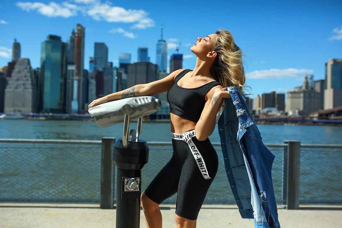 Η Josephine στην Νέα Υόρκη! Φωτογραφίες