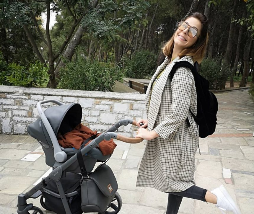 Κατερίνα Παπουτσάκη: Αποκάλυψε την απόφασή της να μη βαφτίσει τον δεύτερο γιο της! [video] | tlife.gr